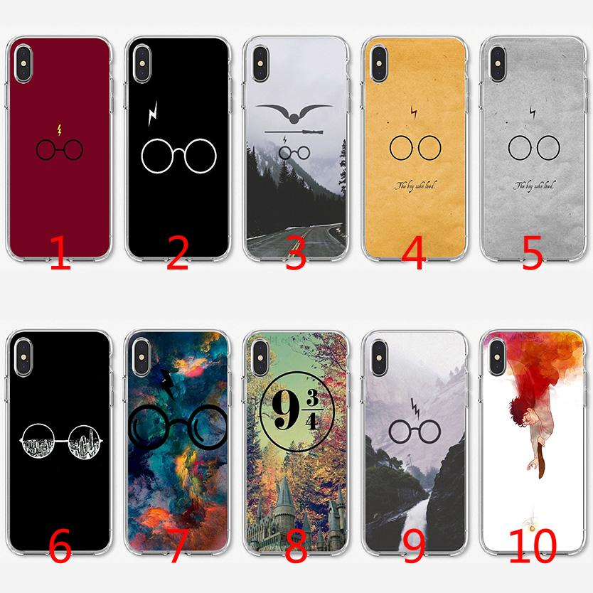 new styles 15c76 cb06b Harry Potter Muggle Soft Silicone TPU Case for iPhone X XS Max XR 8 7 Plus  6 6s Plus 5 5s SE Cover