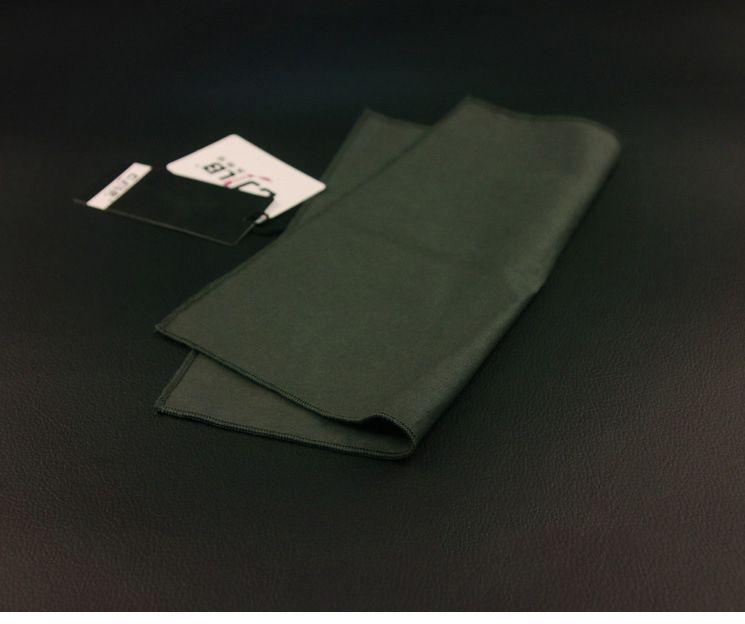 Plain Men's cravat scarf Handkerchiefs Cotton Pocket Square Hankies Men Business Square Pockets Hanky Handkerchief Fashion Ties Accessories