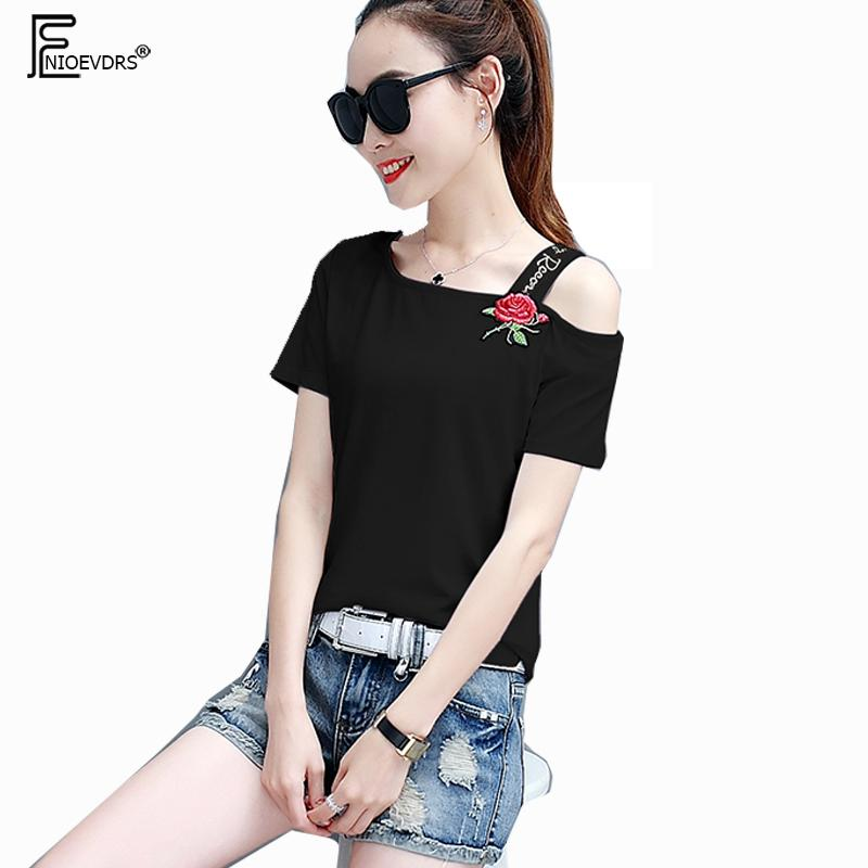5e602f50b914f Casual T Shirts New 2018 Design Tops Summer Short Sleeve Slim Slim Yellow  Black White Cute Sweet Off Open Shoulder T Shirts 3314 Buy A T Shirt The  Coolest T ...