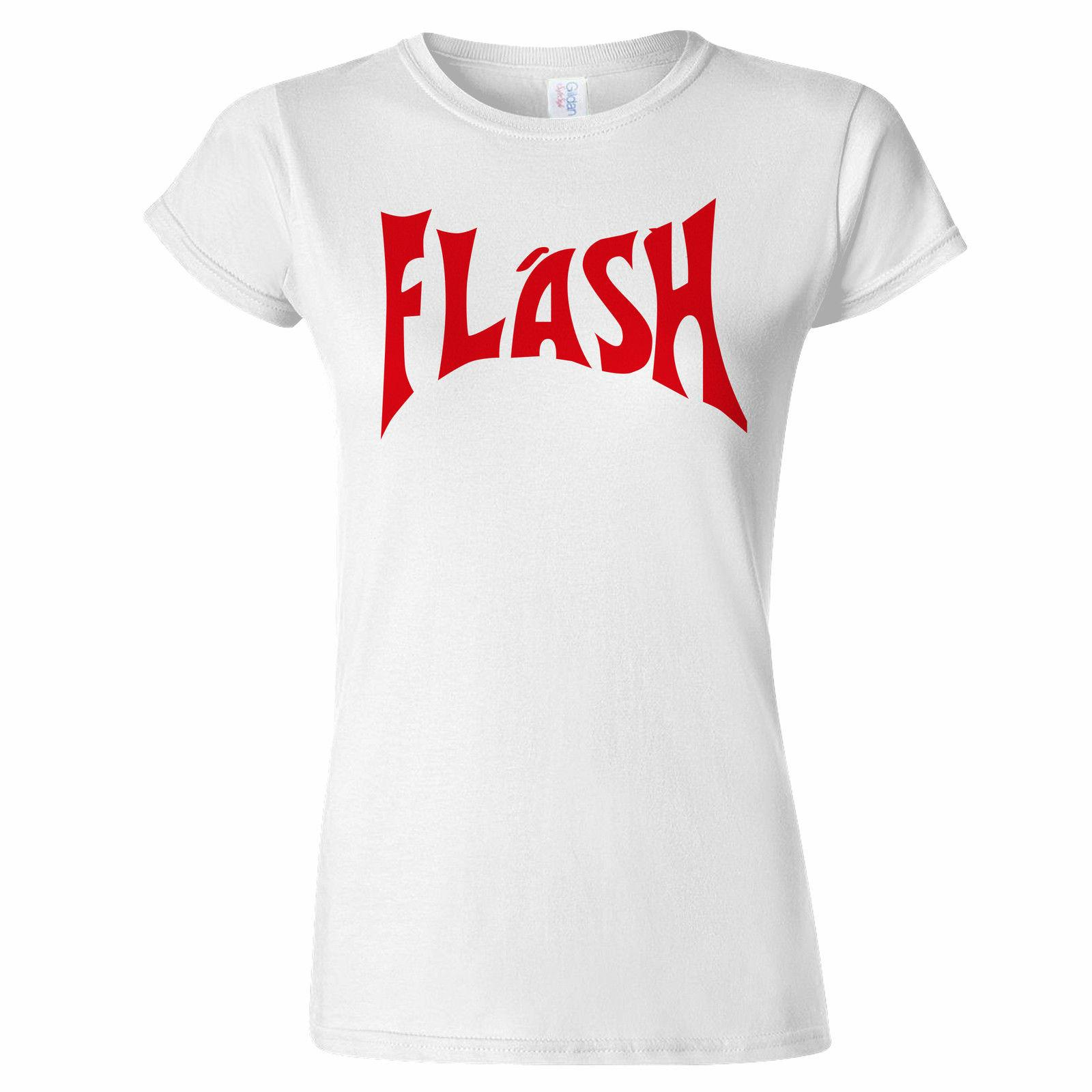 e9a5f9793ea Women S Tee Flash Queen T Shirt Gordon As Worn By Freddie Mercury Crazy  Female T Shirt Women T Shirt Short Funny Tees Crew Neck Top Tee T Shirt T  Tee Shirts ...