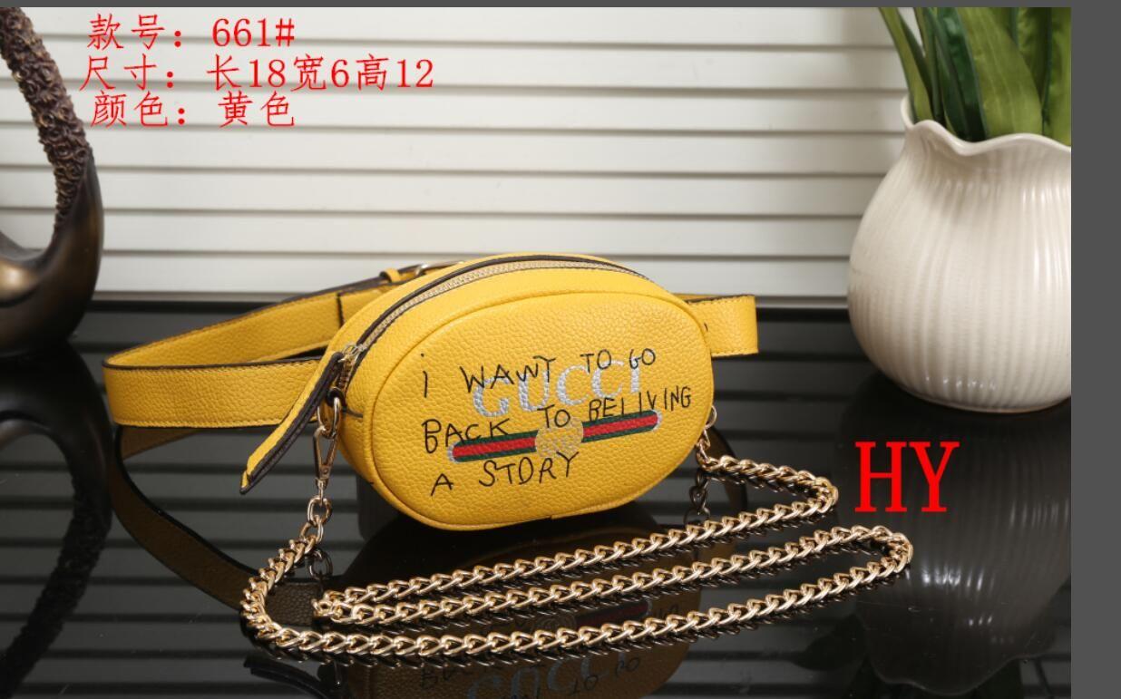 d598fdda7695 Luxury PU Waist Packs Leather Women Waist Bags New Fashion Brand ...