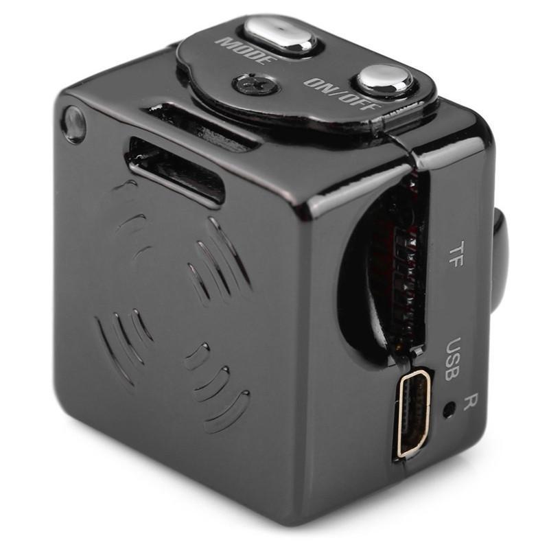Visione notturna di IR SQ8 Full HD 1080P mini auto DV videocamera videocamera IR spedizione gratuita