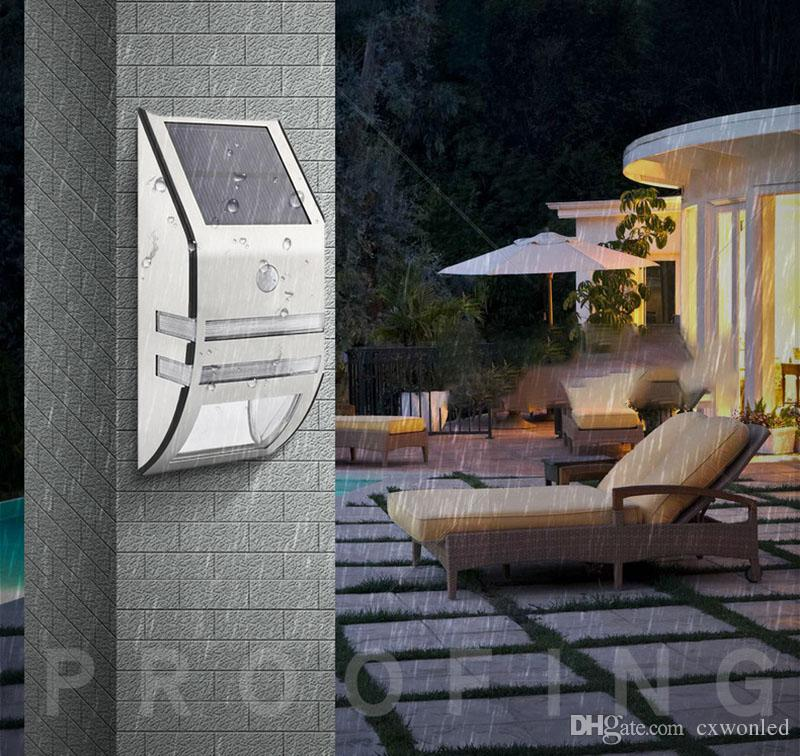 Solar Powered Fence Lights LED Path Lights Outdoor Waterproof Garden Landscape Lighting for Yard Driveway Lawn Pathway Walkway