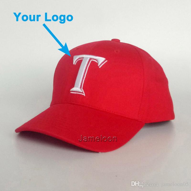 Kavisli ağız unisex boyutu ismarlama DIY tasarım spor kap ayarlanabilir kapatma özel beyzbol şapkası düşük moq
