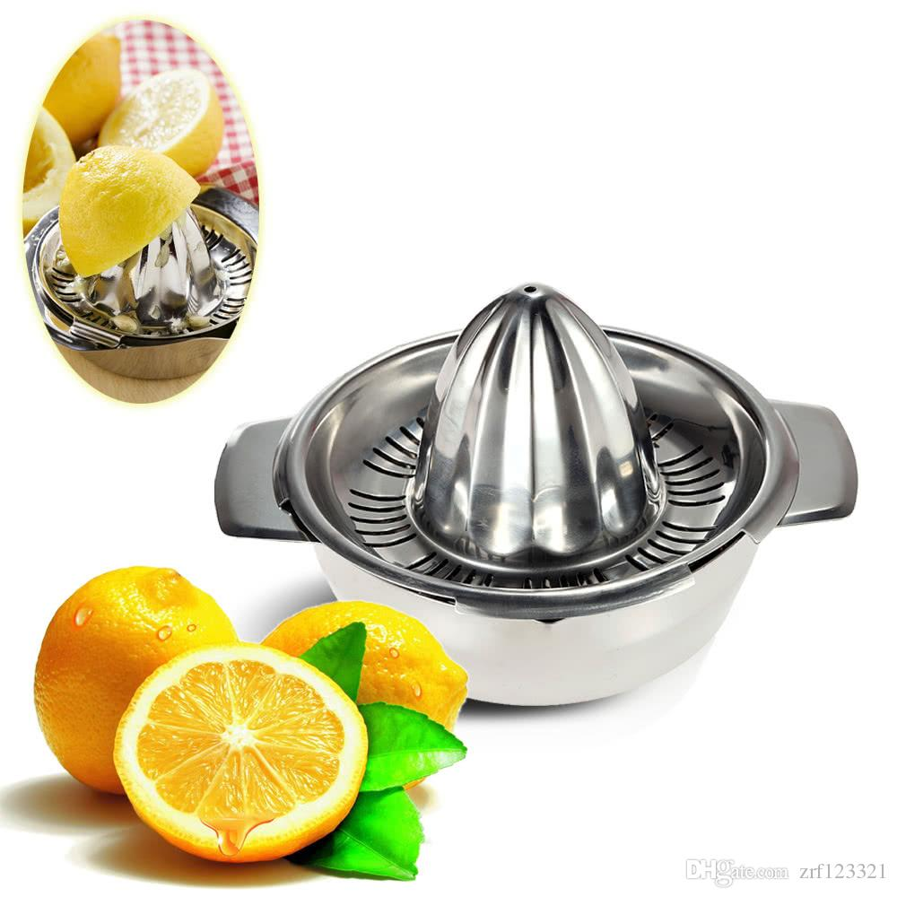 Professional Kitchen Stainless Steel Manual Citrus Press Lemon ...