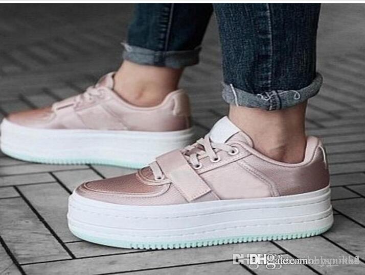 free shipping 2556e 23c49 ... ireland vandal 2k shoes double thick girls exclusive vandal 2x womens  shoe heightening shoes platform shoes