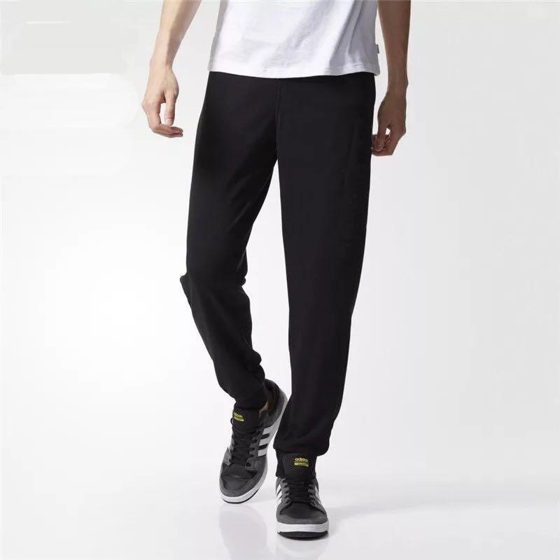 e60514713e5 2019 Brand Designer Luxury Mens Pants Long Full Length Spring Autumn Black  Loose Big Size Print High Quality Cool Fashion Sportswear From Chaerlite3