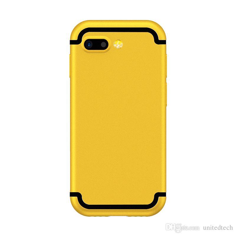 Super Mini Android Smart Téléphone D'origine SOYES 7S MTK6580 Quad Core 1 GB + 8 GB 5.0MP Double SIM Cellulaire Téléphone portable X Rouge Or couleur