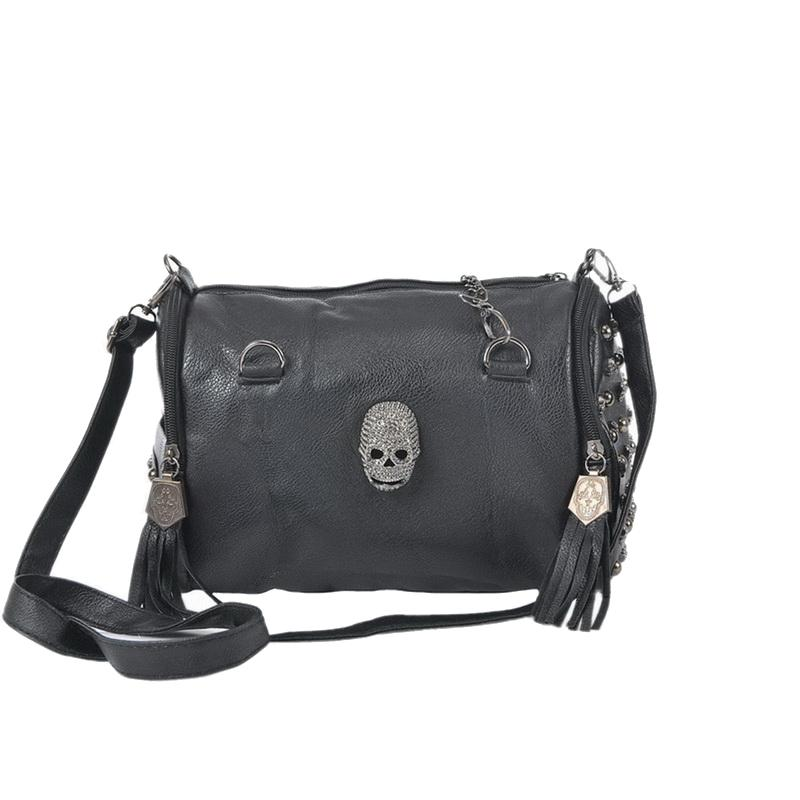 Laamei Vintage Skull Women Bag Rivet Envelope Mini Clutch Small Tote Bag  Retro Crossbody Punk Shoulder For Women Cheap Handbags Cheap Purses From  Yunduoa 6ca07acba2530