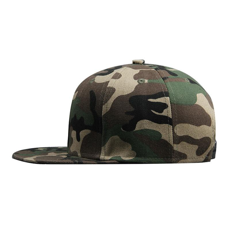 NIBESSER 2018 New Men s Women s Baseball Cap Full Set Of Camouflage Hip Hop  Hat Flat Hat Fashion Cool Hip Hop Baseball Caps Cheap Baseball Caps  NIBESSER ... 4895c8d4b340