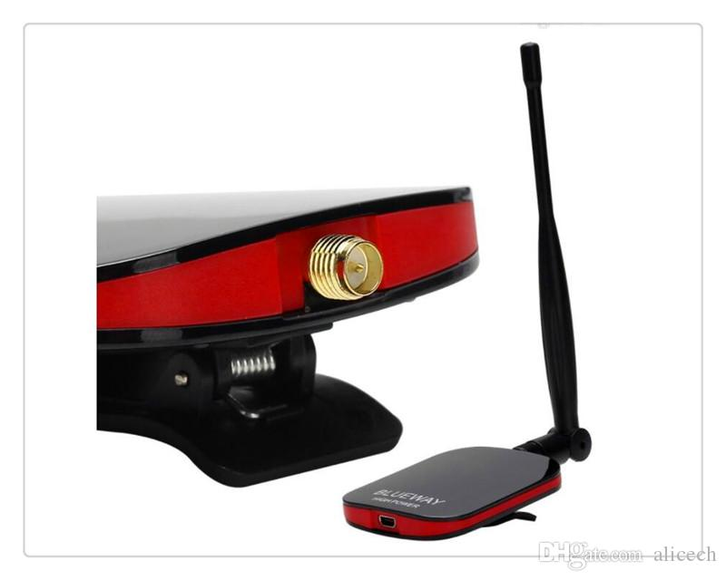 Wholesale Sale High Power/Speed N9000 Free Internet Wireless USB WiFi Adapter 150Mbps Long Range + Wi fi Antenna