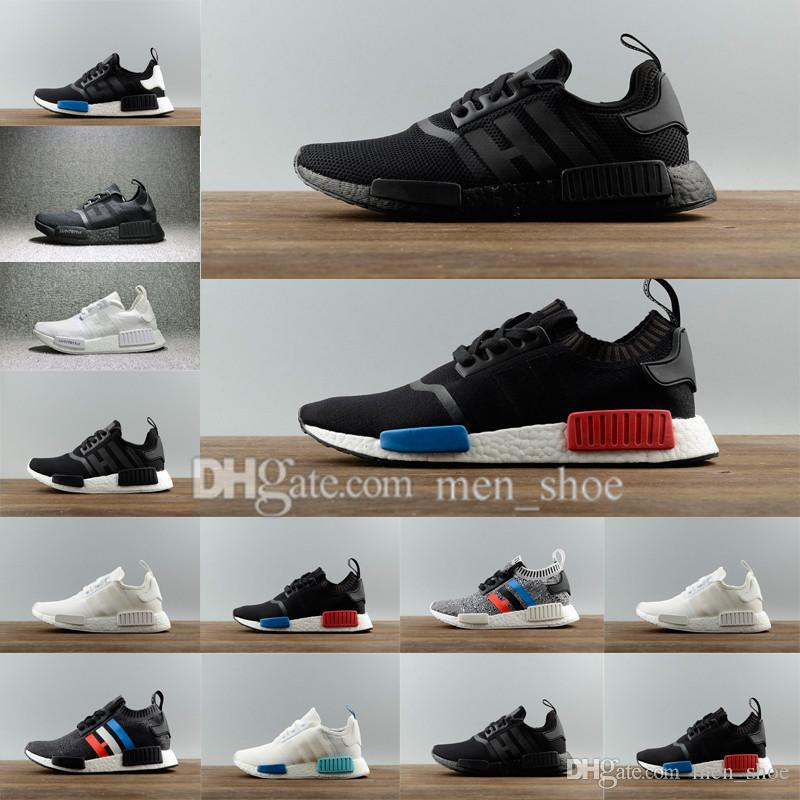 2017 Men Women Casual Shoes NMD R1 RUNNER PK Cheap Training Shoes Hot Sale Wholesale Outdoor Running Shoes Free Shipping Size US 5-11 cheapest price cheap price comfortable cheap online Bnk9Mv