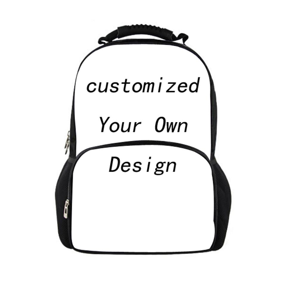 Customized Image Logo High School Backpack Travel Bags Compass Children  School Bag Big Capacity Book Bag Kids Gift Drop Shipping Shop Backpack  Hydration ... 9d6a1f4507430