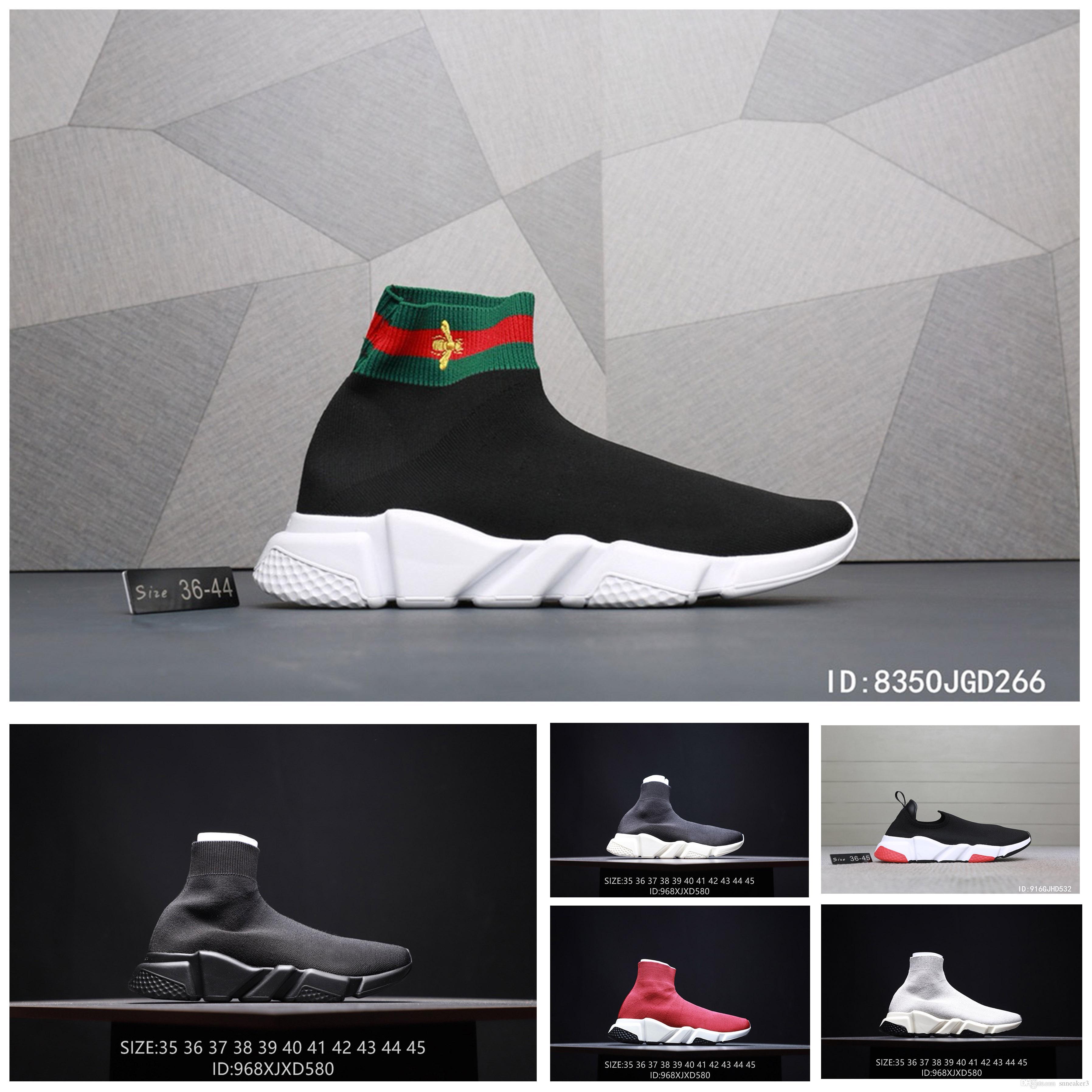 Grosshandel Balenciaga Shoes Scarpe Gucci Luxusmarke Designer Schuhe