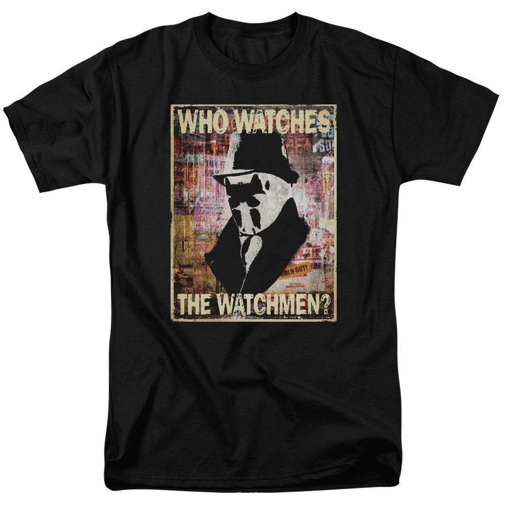 Watchmen Who Watches T Shirts For Men Women Or Kids Printed Men T