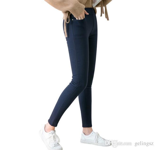 e6d8601fa86 Hot Selling Plus Size Women Pants Super Stretchy Skinny Leggings ...