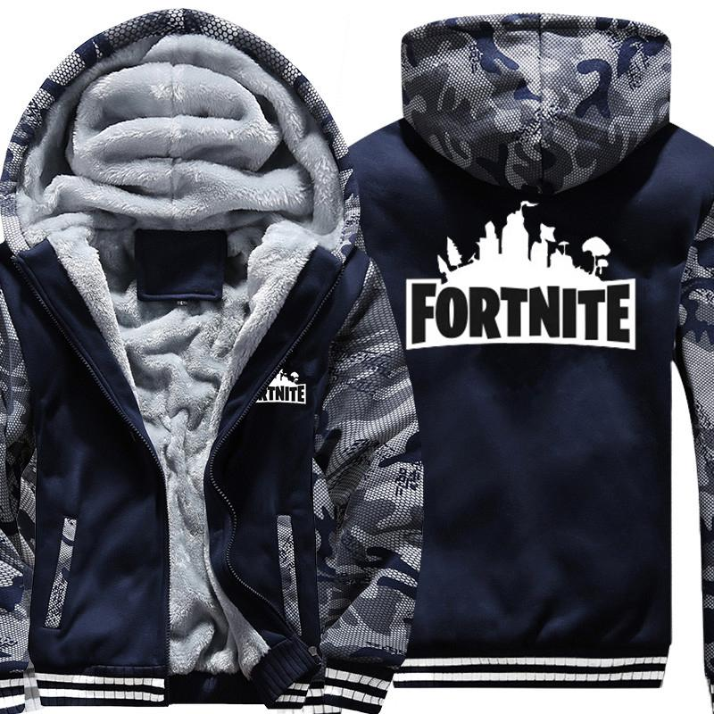 ac72ef8cc76 2019 Boys Clothes Winter Super Warm Hoodies Sweatshirts Thick Fleece  Teenage Boys Camouflage Jackets Velvet Kids Coats 15 20 Y18102507 From  Gou07