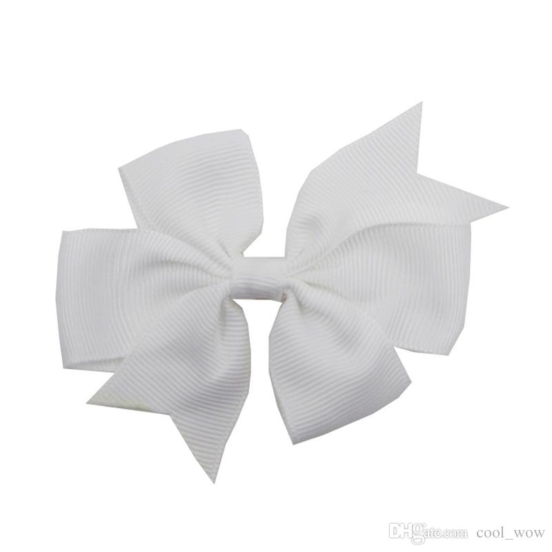 Hair Bows Hair Pin for Kids Girls Children Baby Hairbows Girl Hair Bows with Clips Flower Hair-Clip