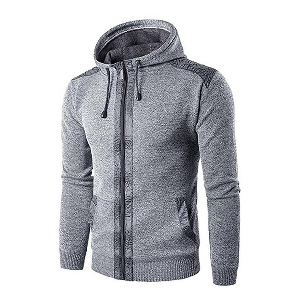 fd9c35de7f6b 2019 New Men S Full Zip Heavyweight Sherpa Lined Fleece Hoodie Sweatshirt  Jackets From Goldenharvest