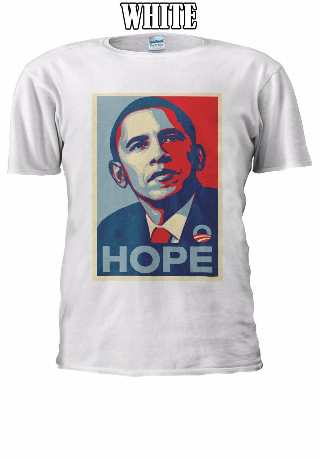 5a6eb5c5fd792 US President Barack Obama Hope T Shirt Vest Tank Top Men Women Unisex 2613  Awesome Shirts Cool T Shirts For Men From Yuxin09