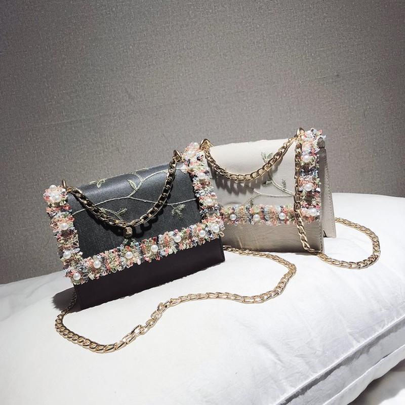 940eb1c64a 2019 Fashion Designer Women Evening Bag Shoulder Bags PU Leather Luxury  Women Handbags Casual Clutch Messenger Bag Totes For Women Handbags On Sale  Leather ...