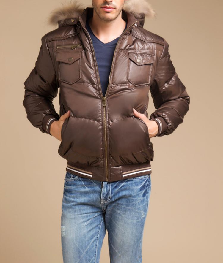 Acheter Manteau En Duvet De Canard Hommes Nouvelle Arrivee Avec