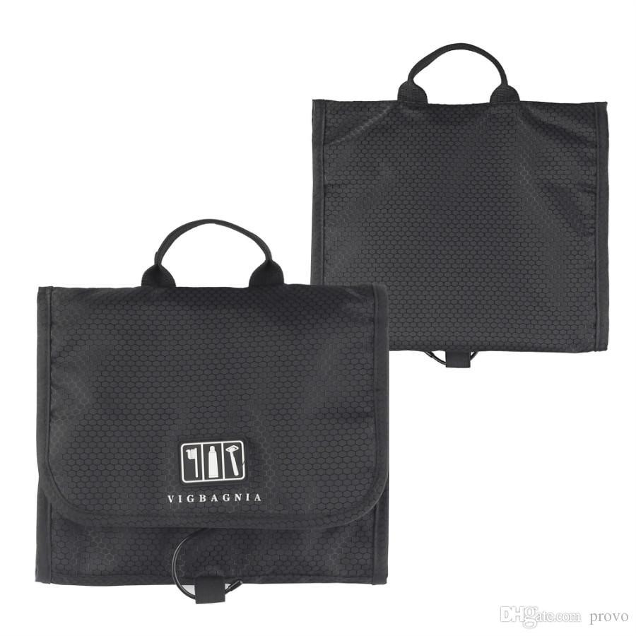 821daa8c6758 2019 VIGBAGNIA Hanging Toiletry Bag Women Travel Cosmetic Makeup Bag  Waterproof Travel Accessories Organizer For Business Leisure Travel From  Provo