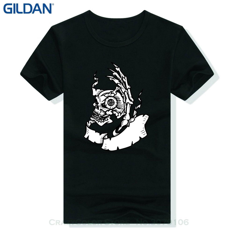 Wholesale Discount Print T Shirt Men Printing Cotton Casual Short