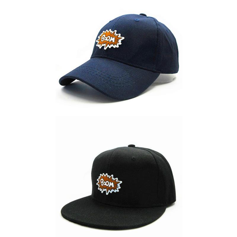7c83d683538 2018 Letter Embroidery Cotton Baseball Cap Hip-hop Cap Adjustable ...