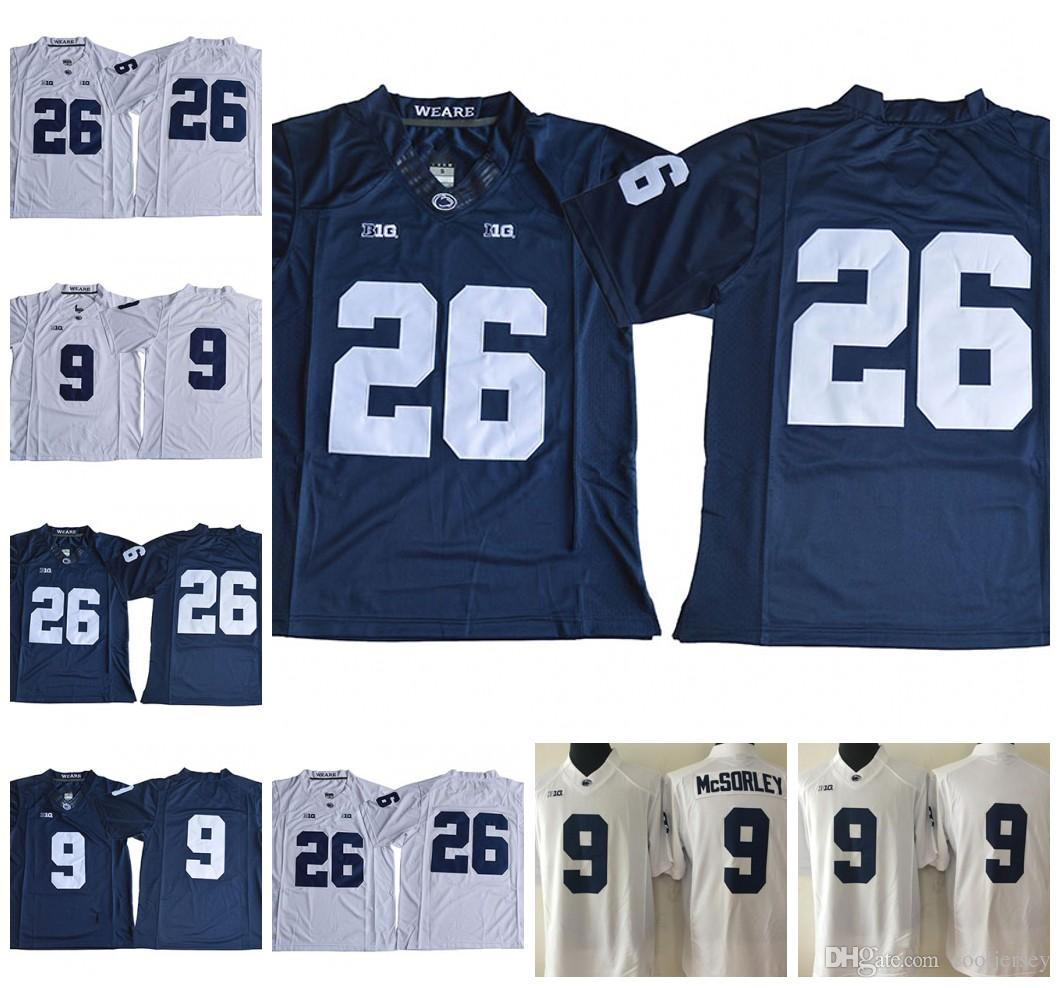 6c667f194 NCAA Penn State Nittany Lions  9 Trace McSorley  26 Barkley  2  88 ...