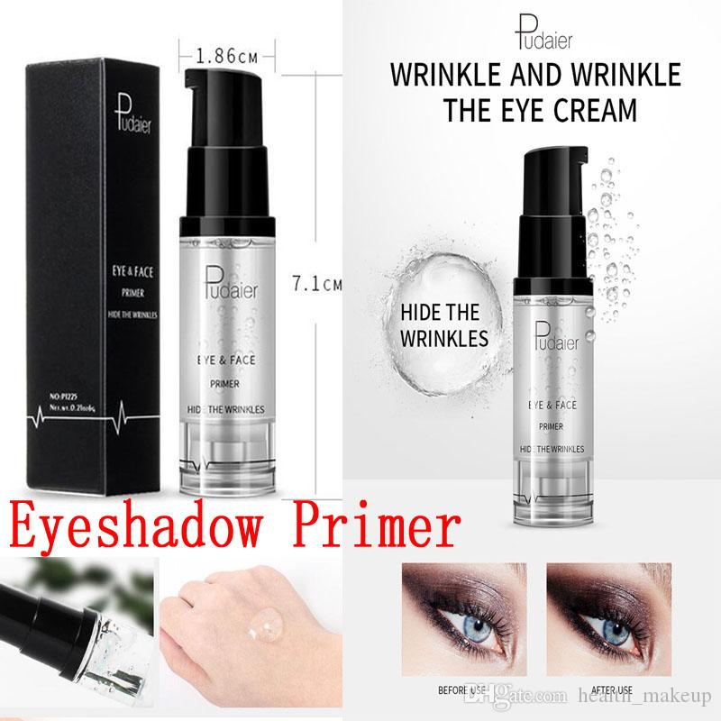 2018 Pudaier Transparent Eyeshadow Primer Makeup Base For Eye Makeup