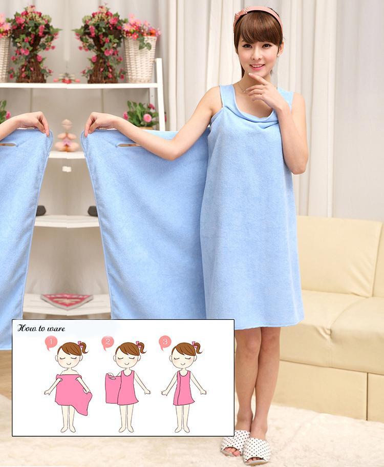 d475d5b362bc Fashion New Design Womens Towels Creative Adult Beach Convenience ...
