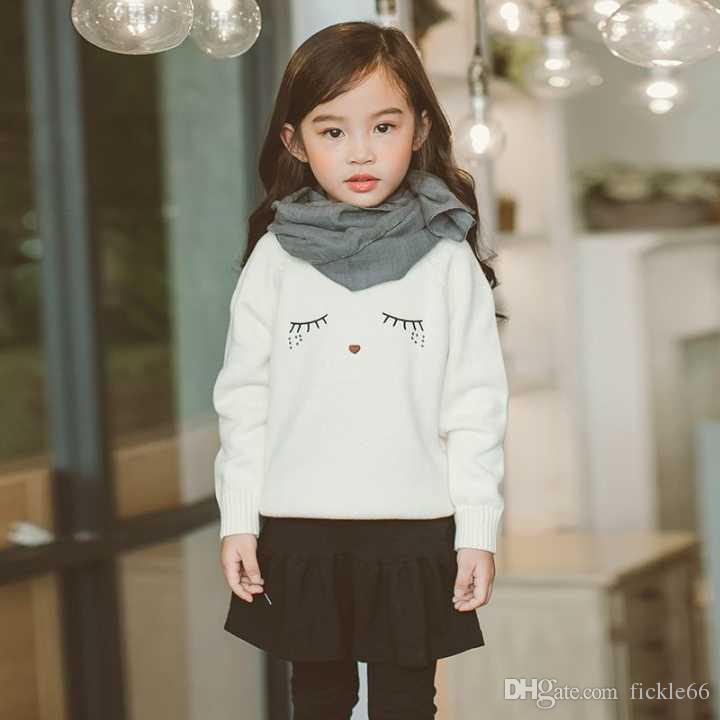 2018 Hot Style Spring Children\'S New Sweater Cotton Thread ...