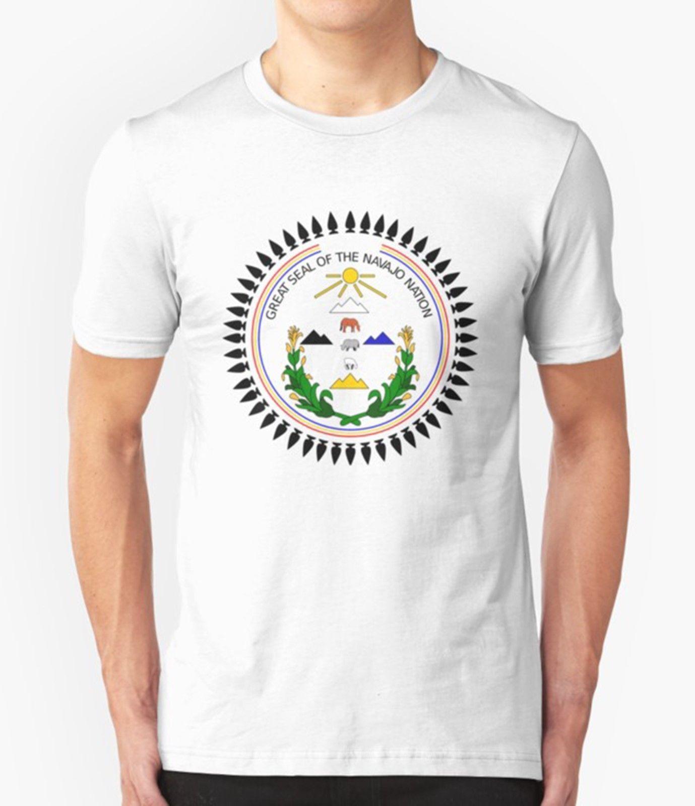0433a1feb4d304 Großhandel NAVAJO NATION T SHIRT AMERIKANISCHER INDIANER BEWEGUNG ...