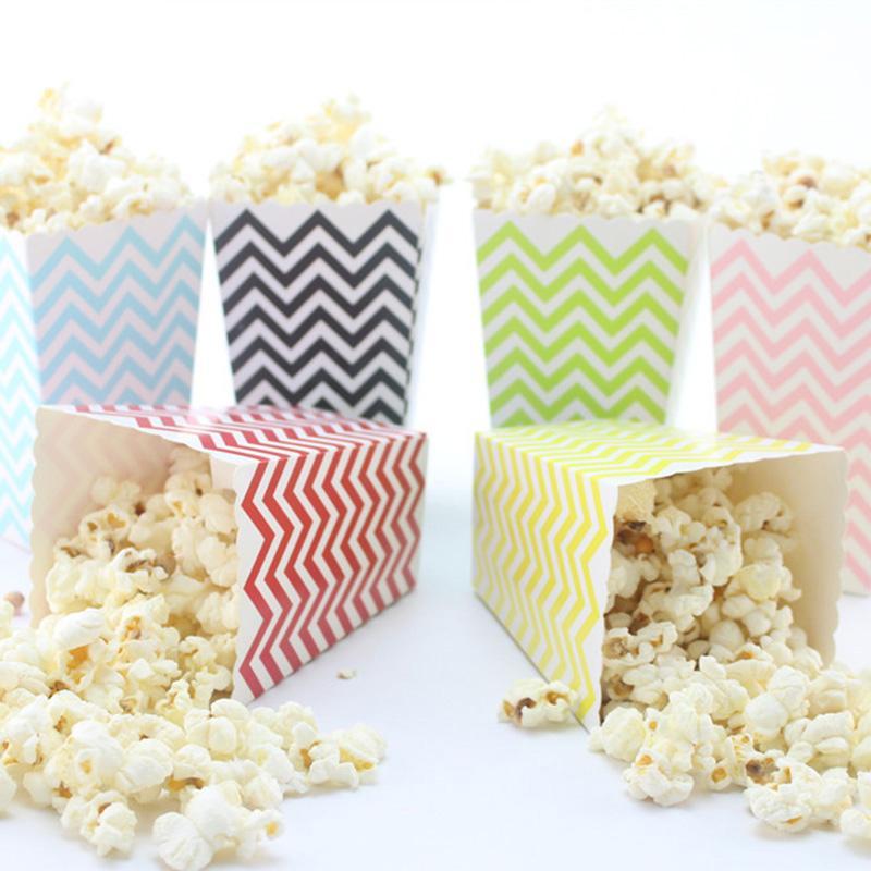 Popcorn set for christmas gift