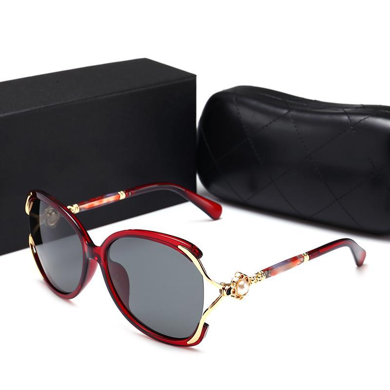 Compre Lujo Pearl Sol Nuevas Gafas 55010 De Las kZiTwPOuXl