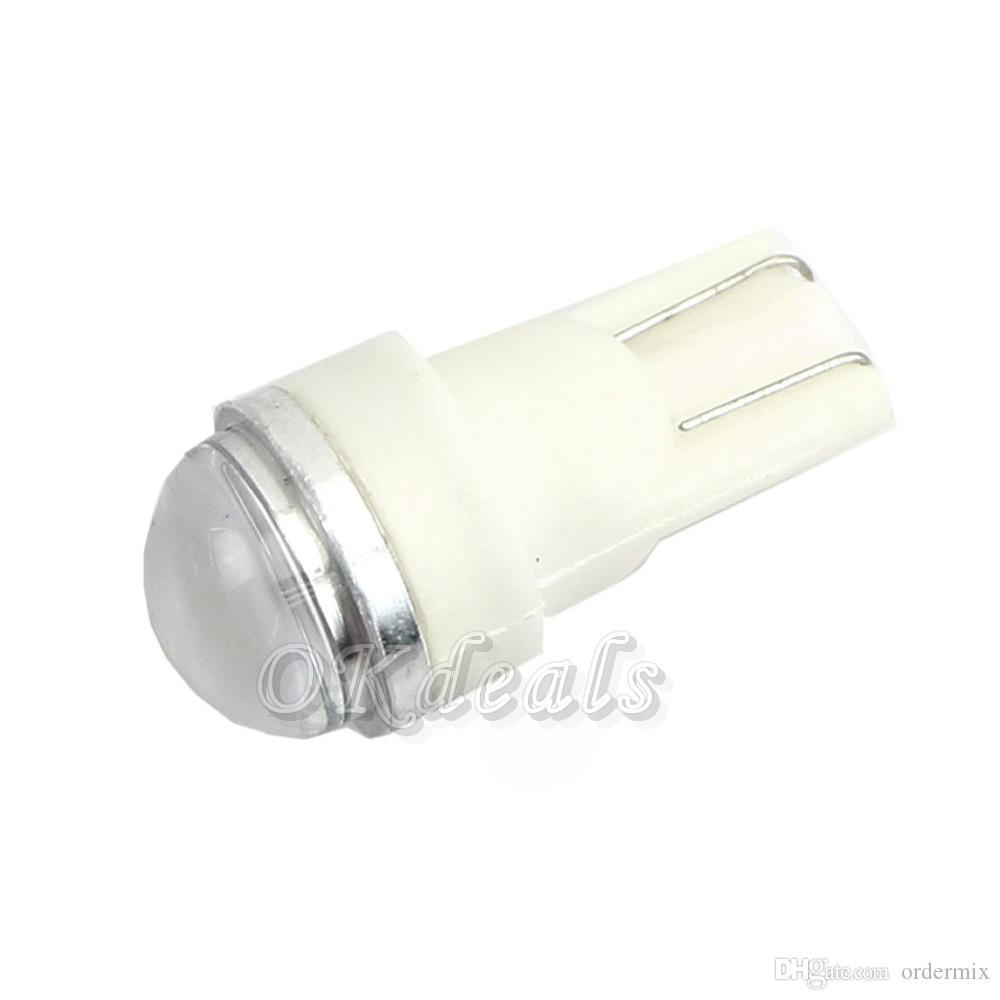 2 قطع جديد حار t10 194 168 w5w 5630 smd 2 led سيارة إسفين إشارة ضوء مصباح أبيض dc 12 فولت السوبر مشرق