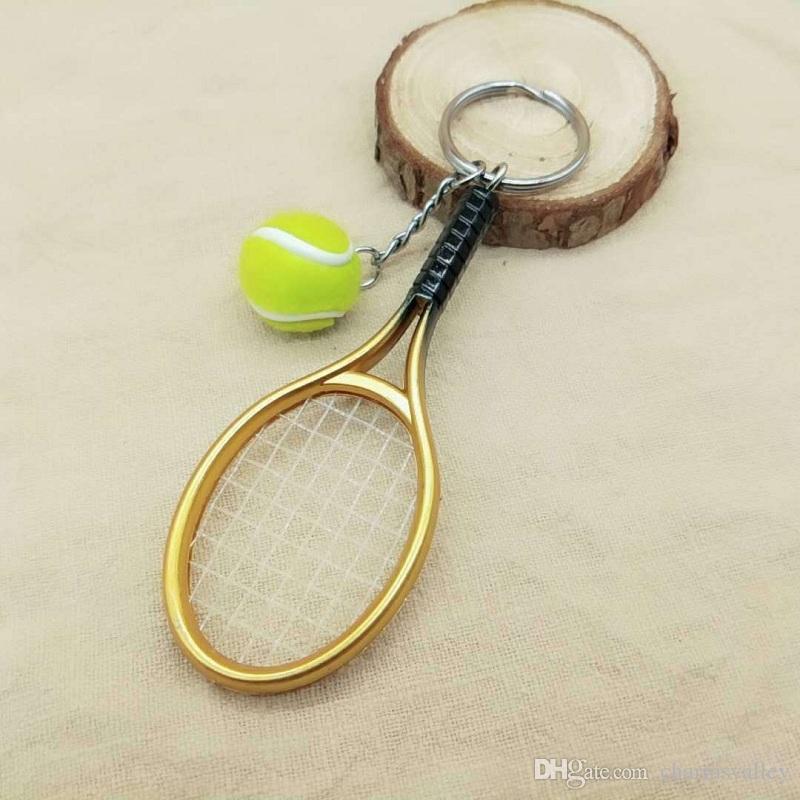 6 UNIDS / Set Artículos Deportivos Colgantes Llaveros Tenis Llavero Tenis Tenis Llaveros Llavero Bolsa de Coche accesorios