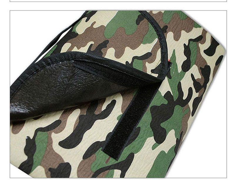 Extérieure étanche à l'humidité Pad camouflage acrylique avec membrane imperméable à l'eau pique-nique Mat Carry Pratique Coussin de tente vente chaude 23 5at Y