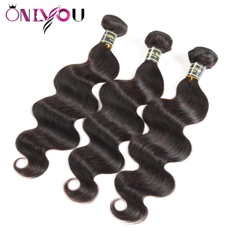Brazilian Peruvian Indian Malaysian Virgin Hair Closure Body Wave Human Hair Bundles With Lace Frontal Bundles Remy Human Hair Extensions