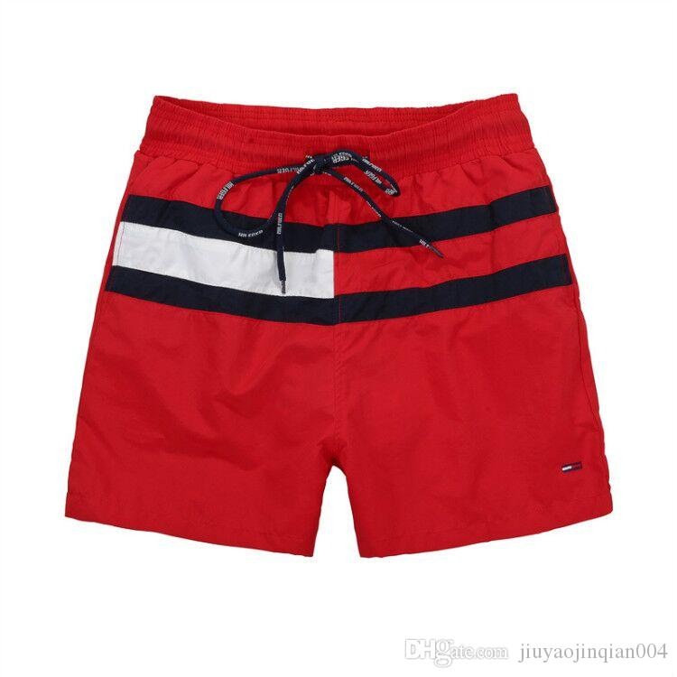041fc317a Maillots de bain pour hommes Shorts de luxe pour la plage Shorts imprimés à  séchage rapide pour hommes