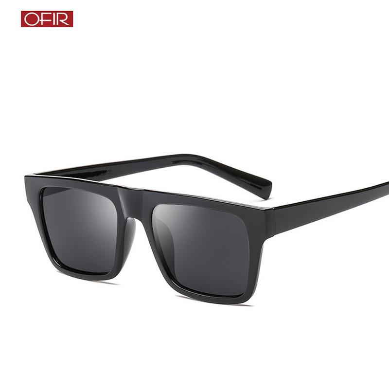 Compre New Design Simples Marca Quadrado Homens Óculos De Sol Do Vintage  Flat Top Óculos De Sol Retro Ocasional Eyewear UV400 Oculos De Sol De  Beasy110, ... 60754eef36