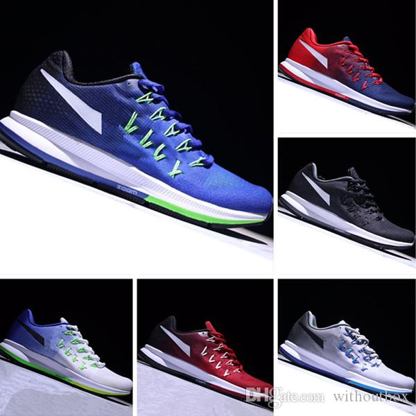 low priced d136e ceb50 ... Wmns 2018 Newest Zoom Pegasus 33 Running Shoes Original Pegasus 33 Wmns Zoom  Mens Casual Shoes ...