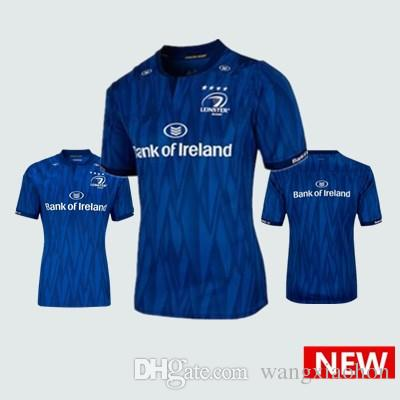 2efb98985 2019 LEINSTER HOME JERSEY 2018/19 Leinster Rugby Jerseys 2019 Ireland  League Leinster Away Irish Rugby Shirts Top Quality Jerseys Size S 3XL From  ...