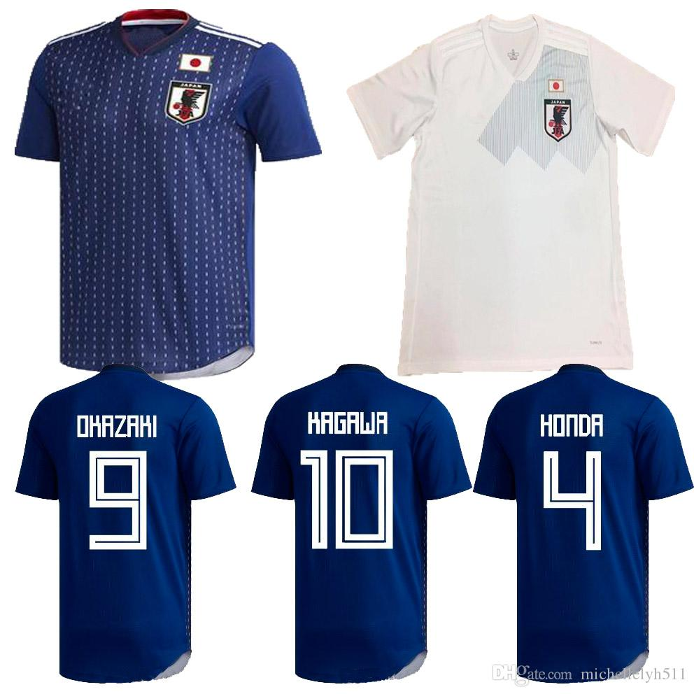 finest selection f14a8 4e9fc store japan 9 okazaki away soccer country jersey 2412a 30140