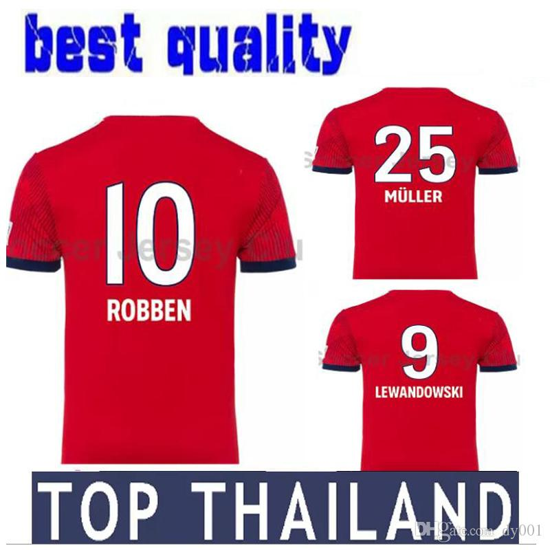 d529bc17309 1819 Thailand AAA Quality JAMES RODRIGUEZ Soccer Jerseys 2018 2019 ...
