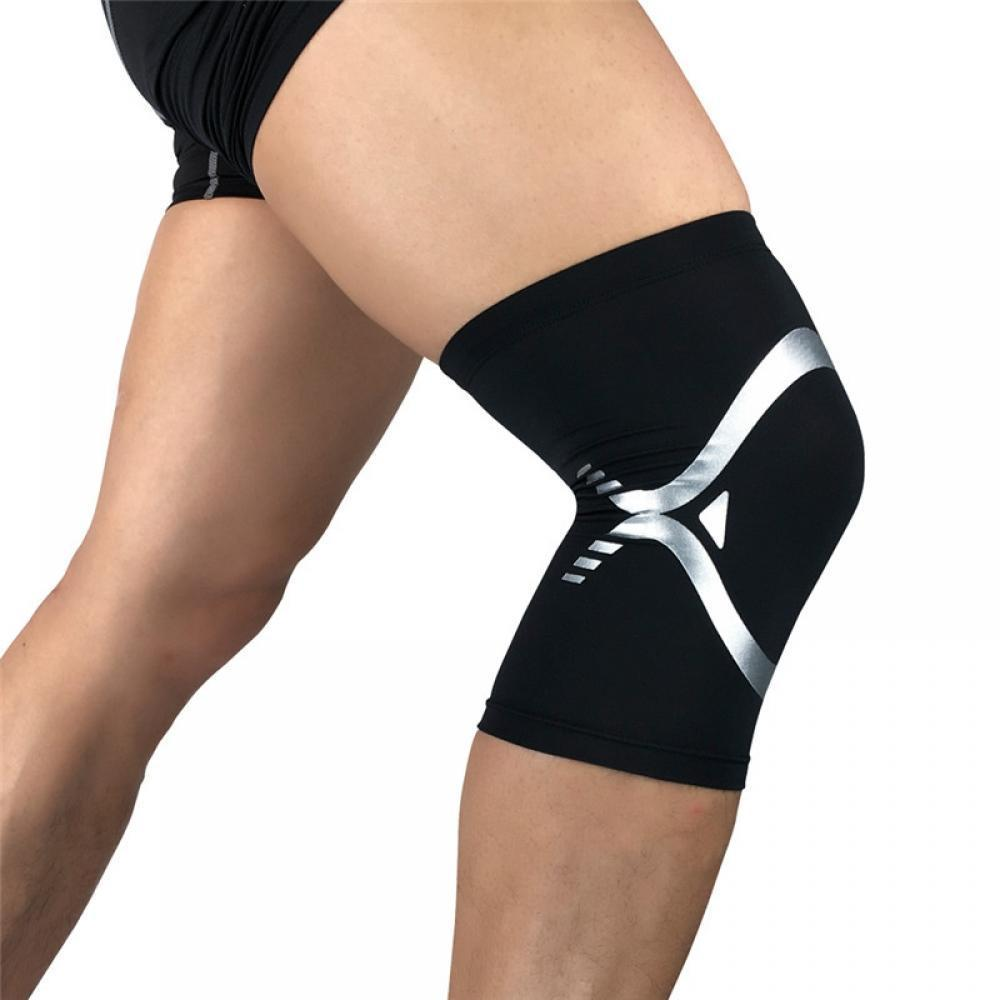 1caa2e4335 2019 Perspiration Elasticity Knee Support Light Breathable Breathable  Leggings Knee Protector Men High Summer Kneepads Dry From Emmanue, $33.16 |  DHgate.Com