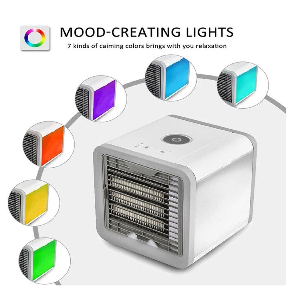 Air Cooler Arctic Air Personal Space Cooler Quick Easy Way To Cool ...
