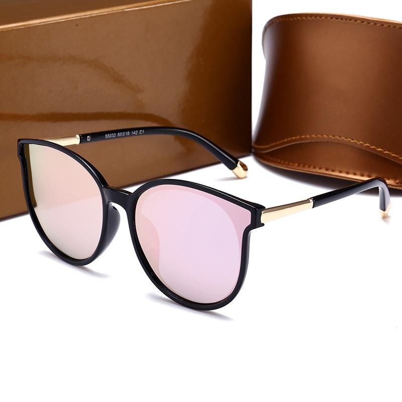 77d3eb7b49f New Cat Eye Sunglasses GG55032 Luxury Women Brand Designer Popular  Sunglasses Fashion Oval Style Full Frame Summer Glasses UV Protection Len  Oversized ...