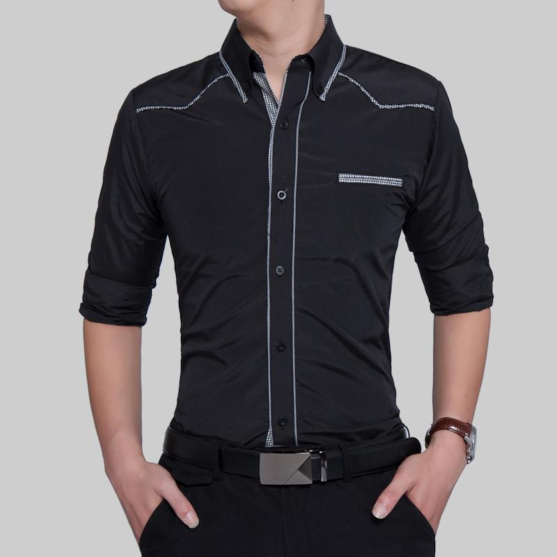 Young twink mens xxxl dress shirts black pantie photo